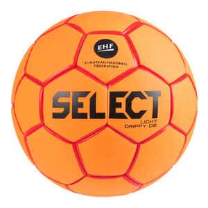 Handball Light Grippy Größe 0 Kinder orange
