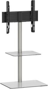 Alani mit zwischenboden klarglas TV-Möbel