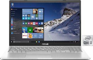 Asus F515JA-EJ721T Notebook (39,6 cm/15,6 Zoll, Intel Core i3, UHD Graphics, 512 GB SSD)