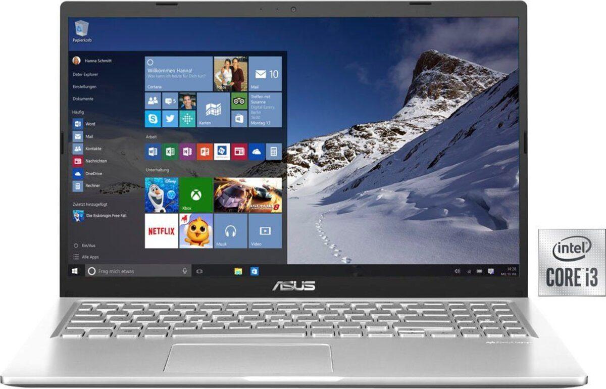 Bild 1 von Asus F515JA-EJ721T Notebook (39,6 cm/15,6 Zoll, Intel Core i3, UHD Graphics, 512 GB SSD)