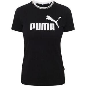 Puma T-Shirt, mit Logomotiv, für Damen