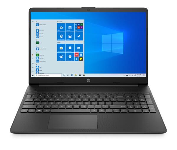 HP 15s-eq2632ng schwarz Notebook (15,6 Zoll Full-HD (matt), Ryzen 5 5500U, 8 GB RAM, 512 GB SSD, AMD Radeon, Windows 10 Home)