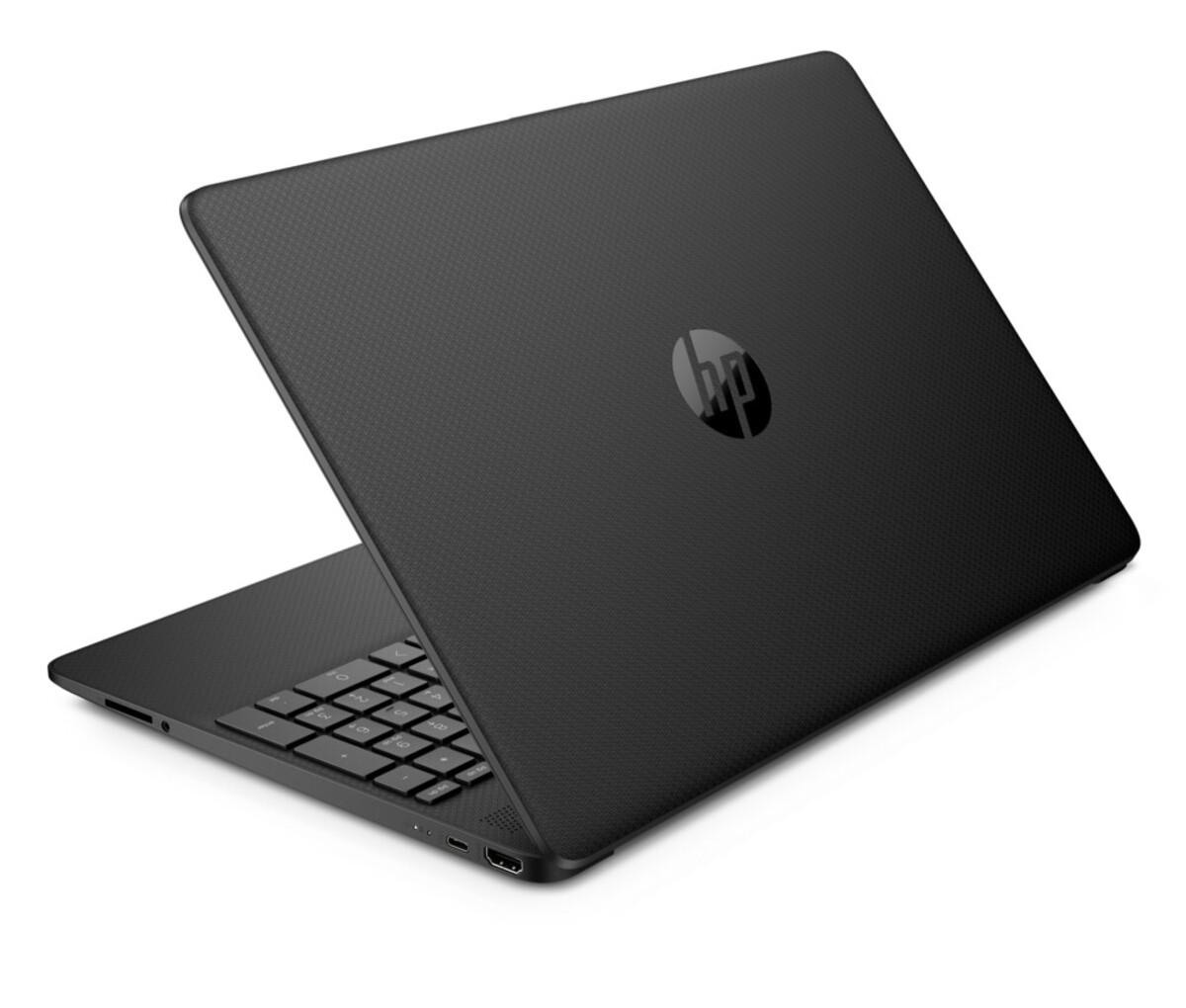 Bild 4 von HP 15s-eq2632ng schwarz Notebook (15,6 Zoll Full-HD (matt), Ryzen 5 5500U, 8 GB RAM, 512 GB SSD, AMD Radeon, Windows 10 Home)