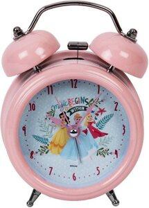 Disney Quarzwecker »Disney's Prinzessinnen«