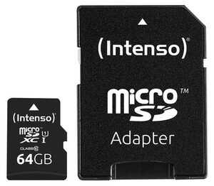 INTENSO microSD-Karte »UHS-I Premium«