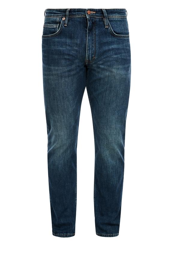 Herren Regular Fit: Tapered leg-Jeans