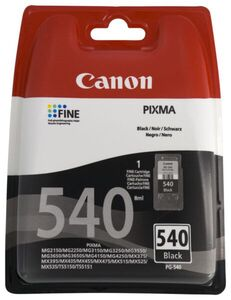 HEMA Druckerpatrone Canon PG-540, Schwarz