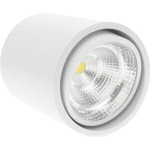 BeMatik - LED Fokus Oberfläche COB Lampe 7W 220VAC 6000K weiss 90mm