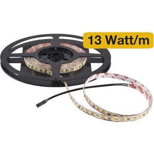 Bilton LED Band Streifen 20m | Lichterkette Dimmbar 13W IP00 | 4000K neutralweiß zum kleben