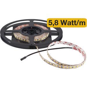 Bilton LED Band Streifen 20m | Lichterkette Dimmbar 5,8W IP00 | 4000K neutralweiß zum kleben