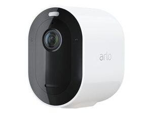 Arlo Pro 4 Spotlight Kamera, kabellose Überwachungskamera, WLAN, 2K-HDR, weiß