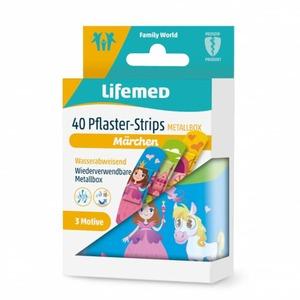 Lifemed® - Kinderpflaster - Märchen - 40 Stück