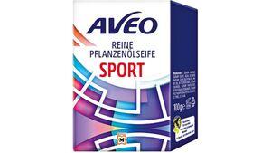 AVEO Pflanzenoelseife Sport