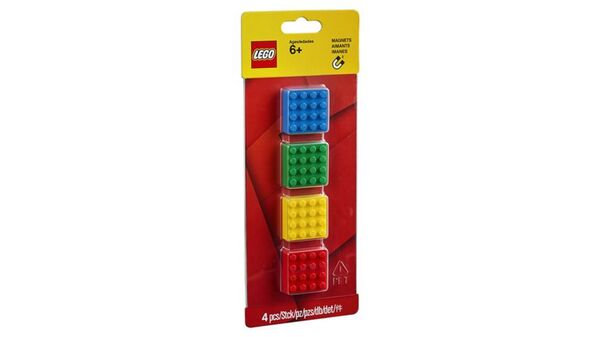 LEGO Iconic - 853915 LEGO® 4x4-Stein-Magnete Classic