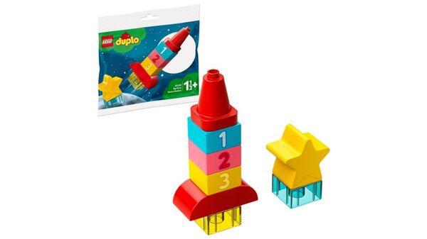 LEGO DUPLO - 30332 Meine erste Weltraumrakete