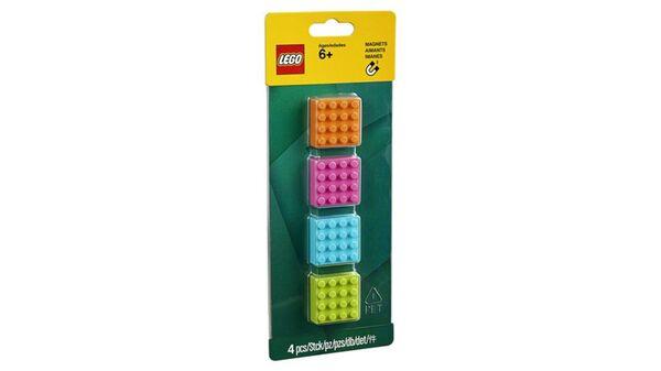 LEGO Iconic - 853900 LEGO® 4x4-Stein-Magnete