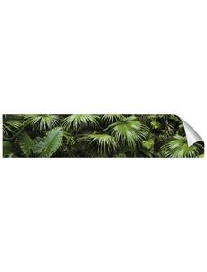 Küchenrückwand-Panel, fixy, Urwald, 280x60 cm