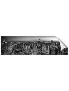 Küchenrückwand-Panel, fixy, Stadtpanorama, 220x60 cm