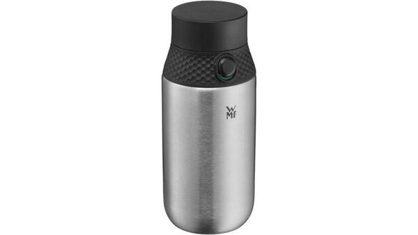 WMF Trinkflasche Cromargan mit Sportverschluss, 0,5l