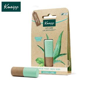 Kneipp Lippenbalsam mit Aloe Vera und Wasserminze-Extrakt 4,7g