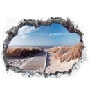 Bild 1 von Easymaxx 3D Wandtattoo - Ostsee