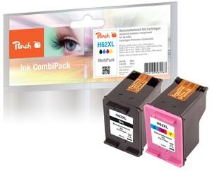 Spar Pack Druckköpfe kompatibel zu HP No. 62XL, C2P05AE, C2P07AE