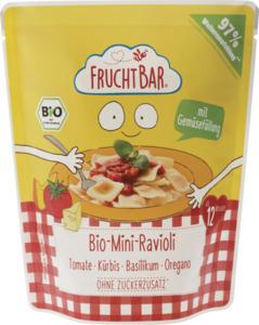 FruchtBar Bio Mini-Ravioli