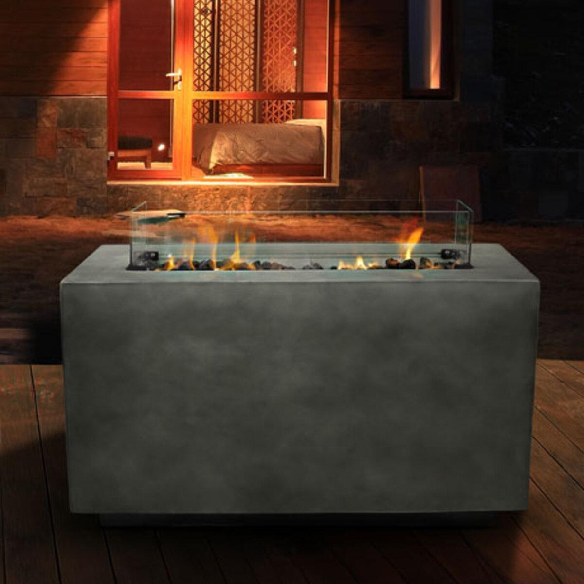 Bild 3 von Feuertisch Mailand