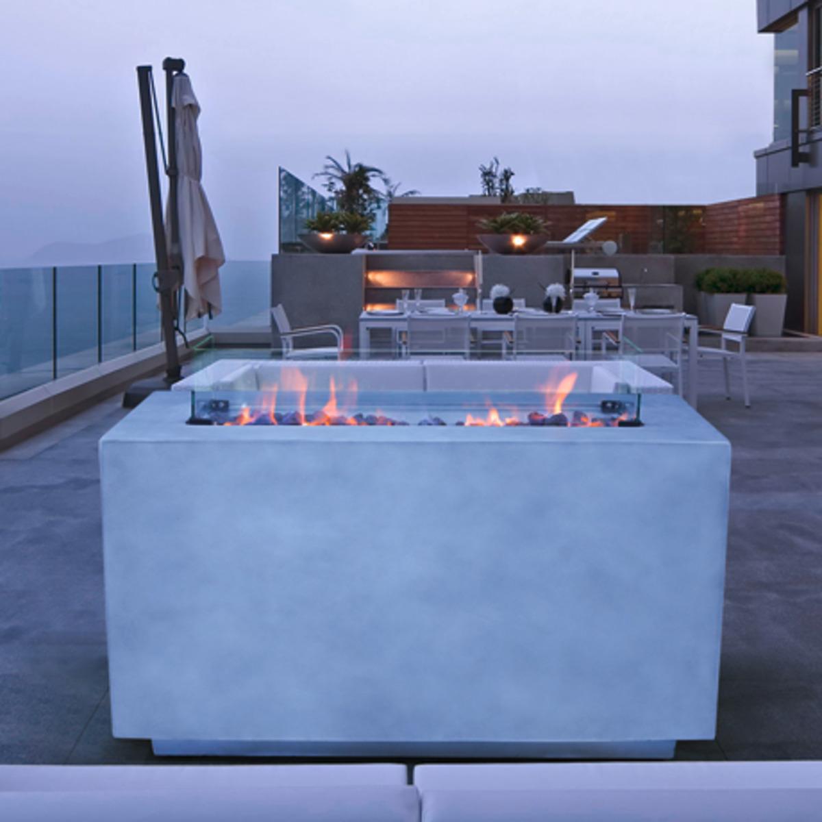 Bild 4 von Feuertisch Mailand