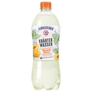 Gerolsteiner Kräuterwasser Mirabelle Melisse 0,75l