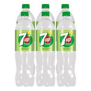 7Up Free 1,5 Liter, 6er Pack
