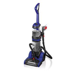 MAXXMEE Boden- & Polsterreiniger - Für Teppiche, Hartböden & Möbel - anthrazit/blau, Mehrfarbig