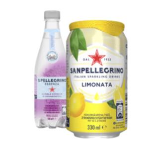 San Pellegrino Limonade oder Essenza