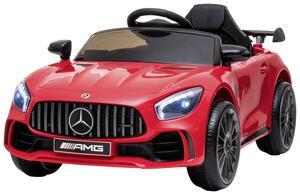 Fernlenkauto Mercedes AMG Cabrio in Rot