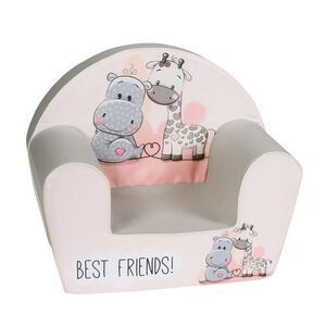 """Knorr Toys Kindersessel - """"Best Friends"""""""