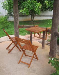 Garden Pleasure Holz Balkon Hängetisch Garten Tisch Esstisch Stuhl Klappstuhl