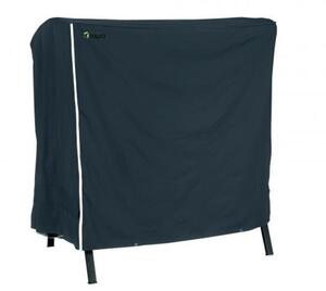 Tepro-Grillschutzhülle-Universal Abdeckhaube - Gartenschaukel 2 Sitzer, schwarz; 8122