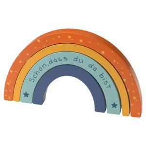 Deko-Regenbogen in bunten Farben