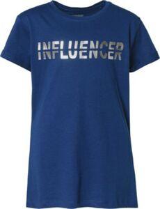 T-Shirt  dunkelblau Gr. 152 Mädchen Kinder