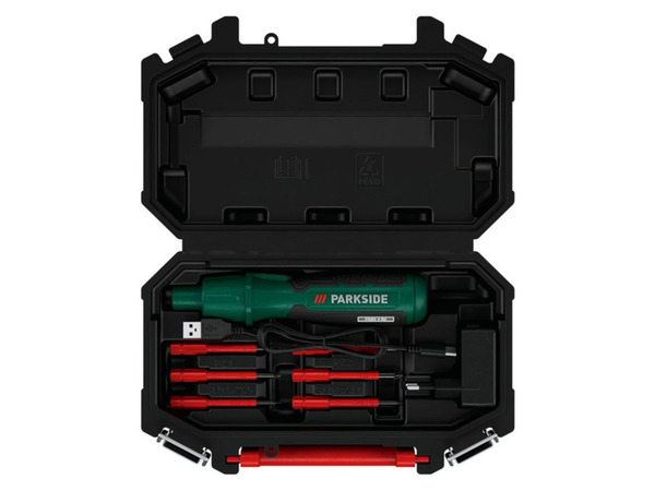 PARKSIDE® Akku-Schraubendreher »PASD 4 B2«, 4V