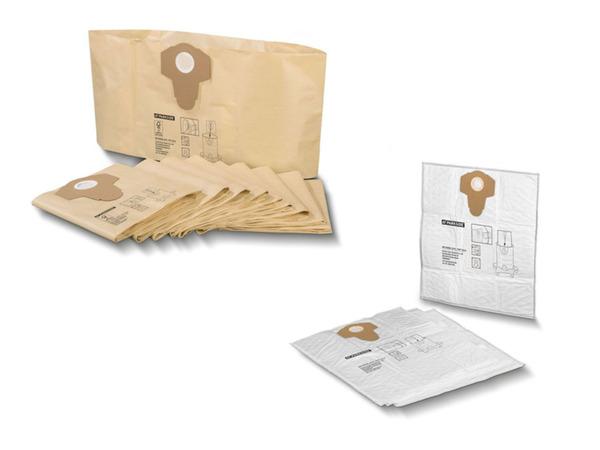PARKSIDE® Filtertüten PFT 30 A1 10tlg / Vliesfilterbeutel PVFT 30 A1 4tlg