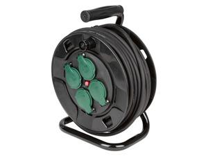 PARKSIDE® Kabeltrommel mit 10 m Kabel, 4 Steckdosen