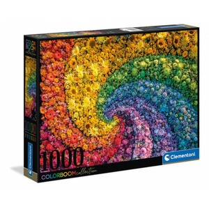 Puzzle - Whirl - 1000 Teile - Colorboom Collection