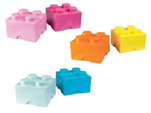 LEGO 4118 Aufbewahrungsbox stapelbar, 2x4 Noppen