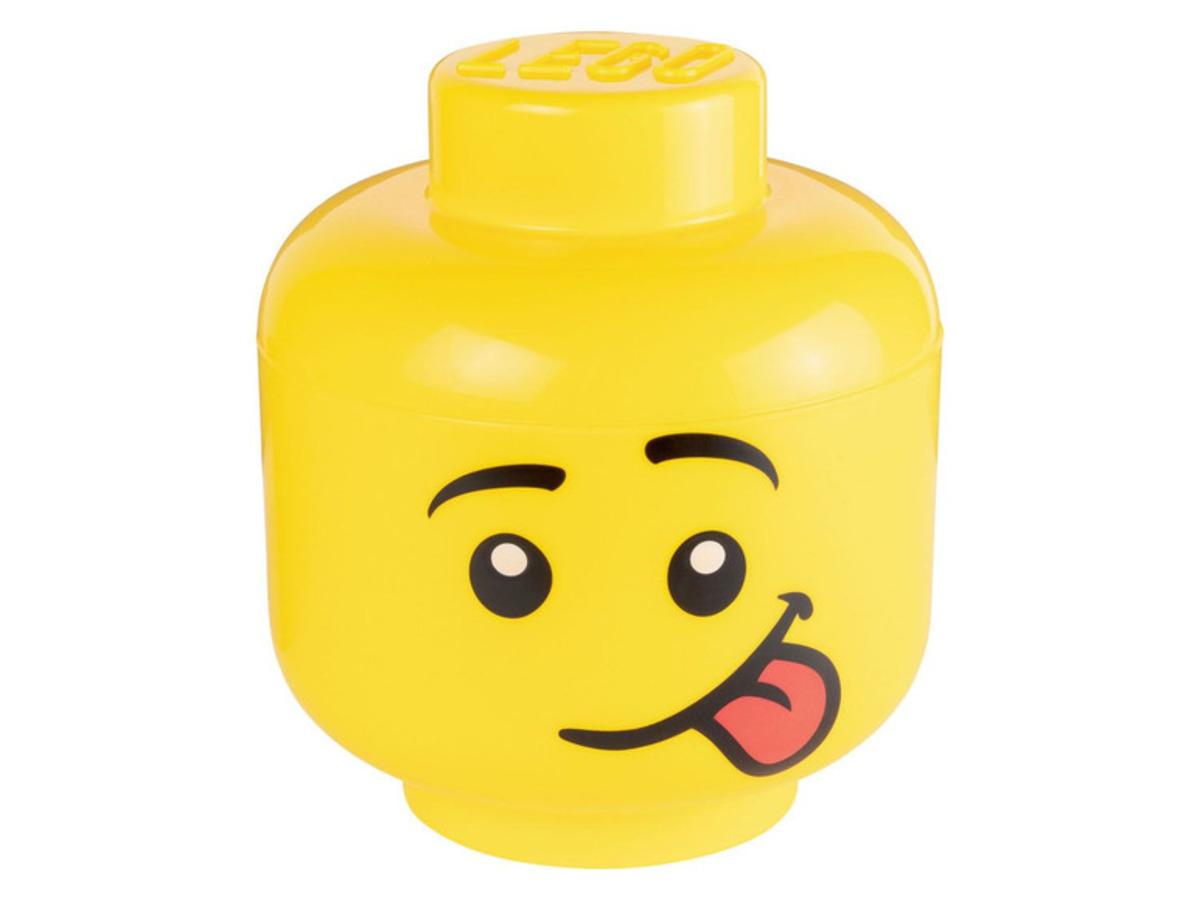 Bild 2 von Aufbewahrungsbox in Legokopf-Form