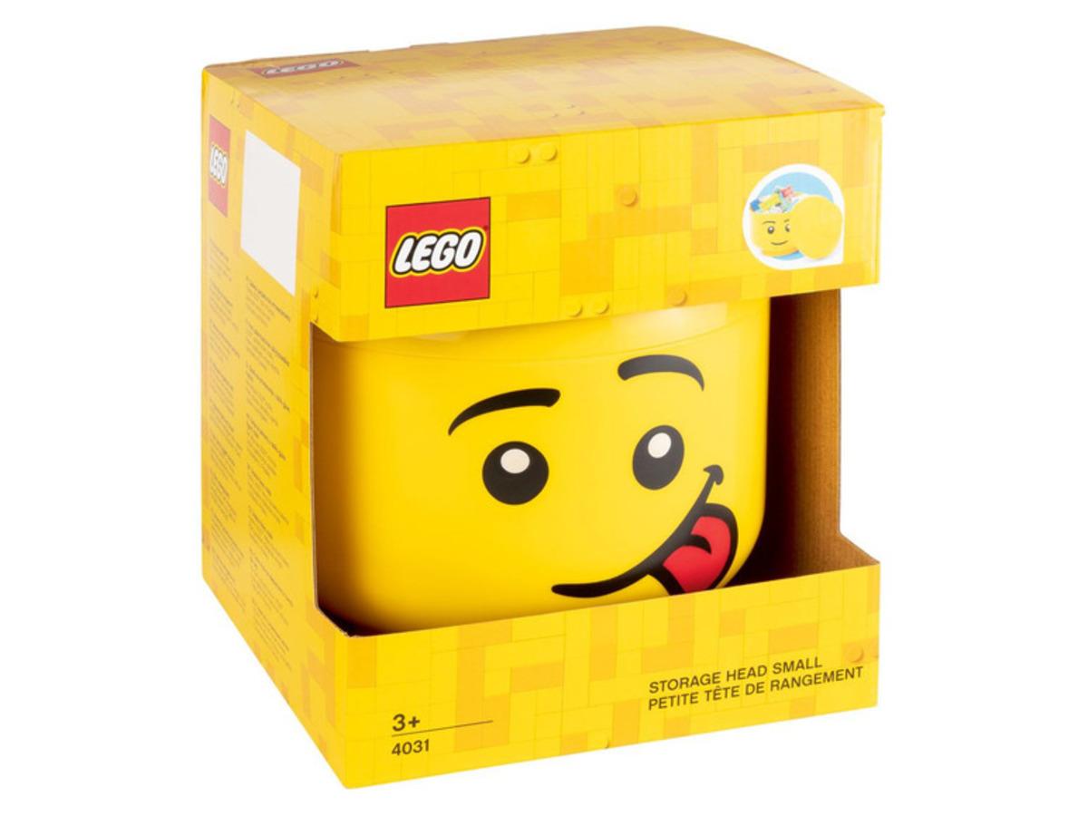 Bild 3 von Aufbewahrungsbox in Legokopf-Form