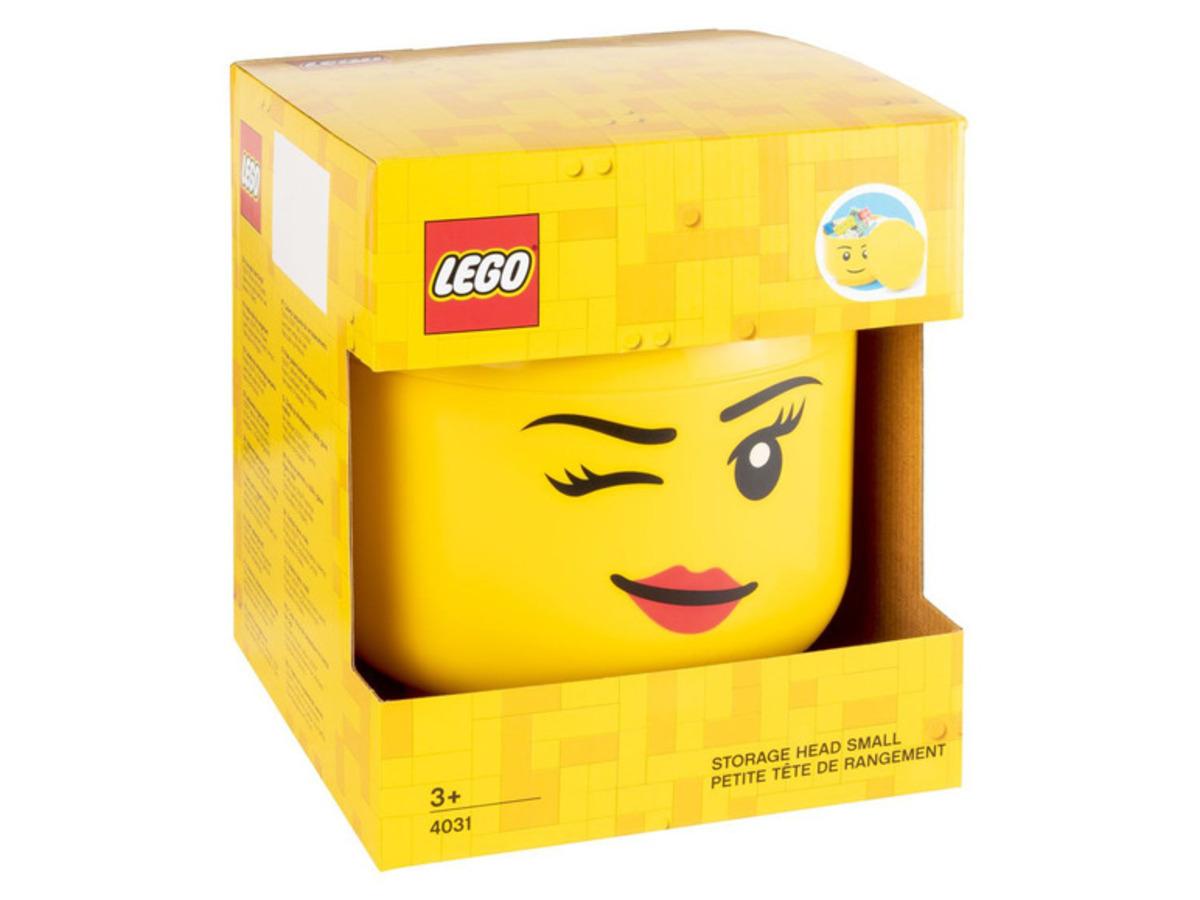 Bild 5 von Aufbewahrungsbox in Legokopf-Form