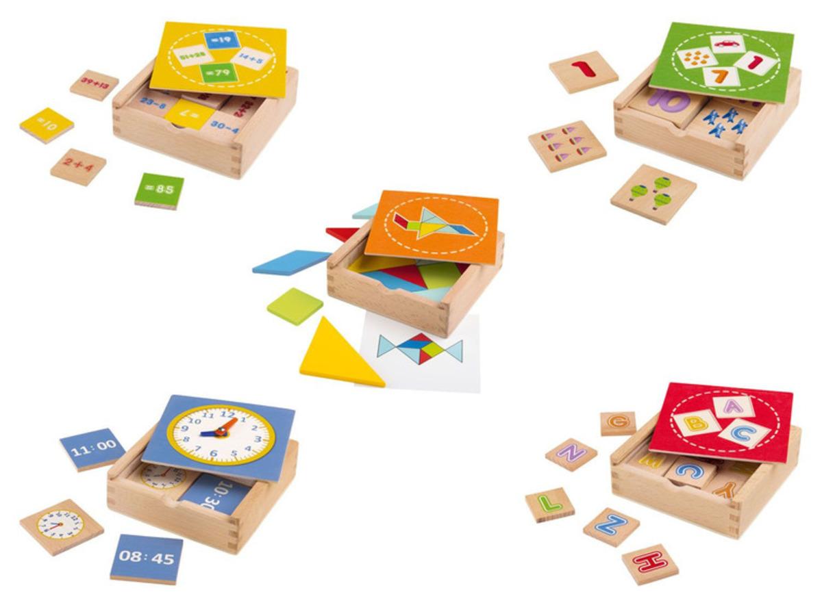 Bild 1 von PLAYTIVE® Lernboxen