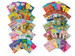 Kinder Minibuch auf Karte