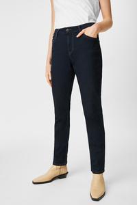 C&A MUSTANG-Slim Jeans-Rebecca, Blau, Größe: W26 L32